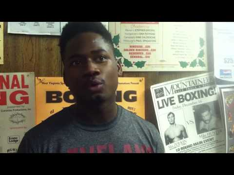 Interview with Amateur Boxer Brian Sims