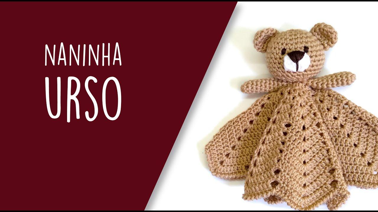 Ursinho Teddy - amigurumi / por Plano Bê - crochê criativo ... | 720x1280