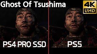[4K] PS4 : PS5 로딩,그래픽,프레임 비교 테…