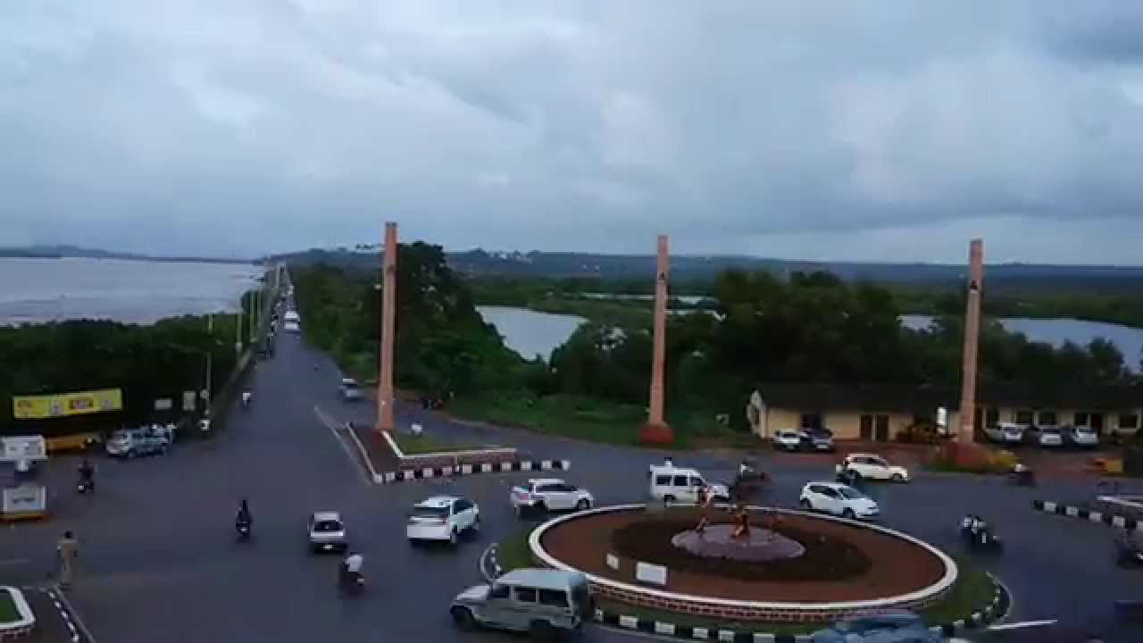 City Of Panaji The Most Beautiful Place In Goa Youtube