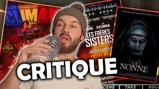 CLIMAX | LA NONNE | LES FRÈRES SISTERS - CRITIQUE