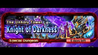 Brave Frontier: The Unholy Tower Tutorial