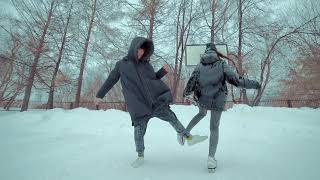 NILETTO - Ветер зимаря (Официальный Танец Шафл)