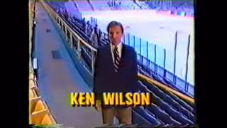 1988 NHL on ESPN Report on Parity in the NHL - 1980's