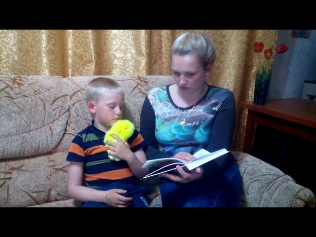 Изображение предпросмотра прочтения – ЕкатеринаЛебедева читает произведение «Косточка» Л.Н.Толстого