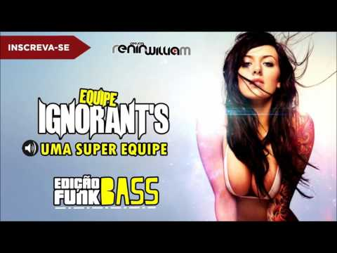Download Youtube: CD FUNK BASS ( Graves Novos - A Volta dos Graves ) Equipe Ignorant's  - DJ Renin e DJ William