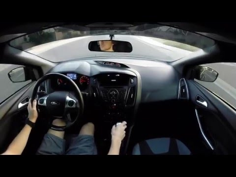 How to Drive a Manual Ford Focus ST Speech