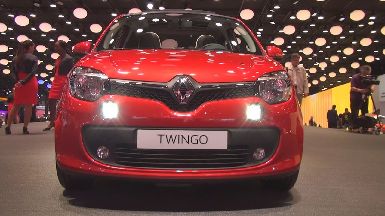 renault twingo intens tce 90 edc 2017 exterior and interior youtube. Black Bedroom Furniture Sets. Home Design Ideas