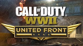 CALL OF DUTY - WW2 - UNITED FRONT PACK 3 TRAILER OFFICIAL