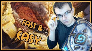 Free easy and fast wins with this deck! | Rastakhan