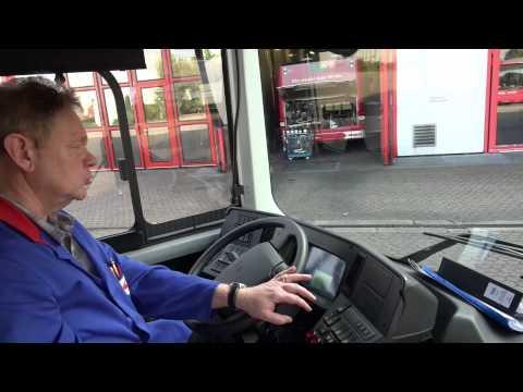 Leverkusen: wupsi-Test Diesel-Hybrid-Bus