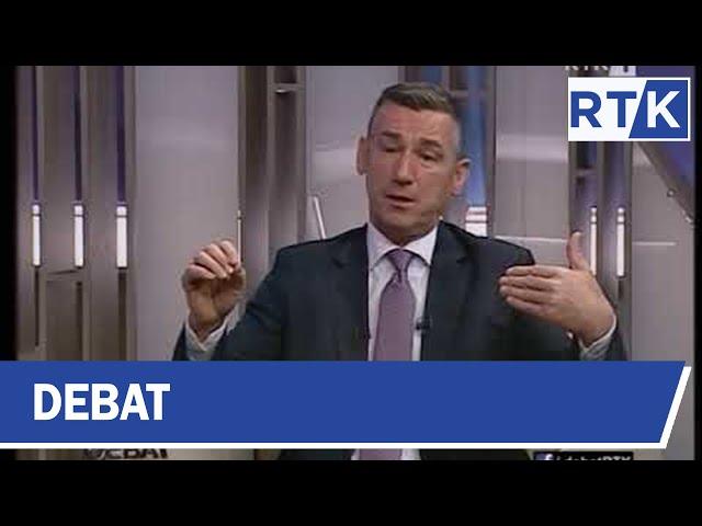 DEBAT - KADRI VESELI - KRYETAR I KUVENDIT 19.10.2017