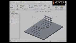 Creo Parametric - Design for all (Interactive Learning), Video Tutorial Demo