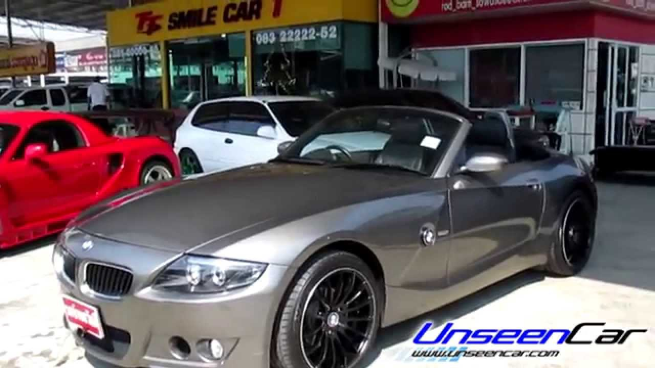 bmw z4 e85 e86 02 08 coupe youtube. Black Bedroom Furniture Sets. Home Design Ideas