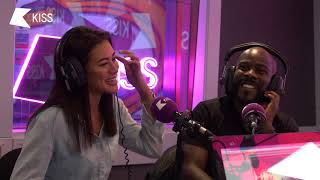 Montana Brown talks Love Island Gossip and tells us what goes on Behind The Scenes 💋| KISS Breakfast