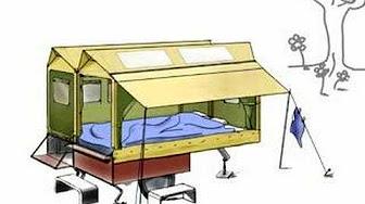 fahrrad wohnwagen youtube. Black Bedroom Furniture Sets. Home Design Ideas