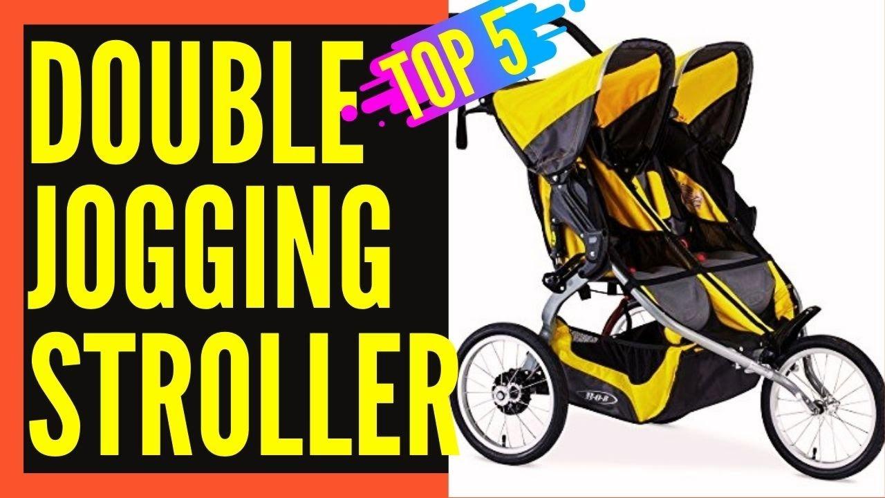 Top 5 Best Double Jogging Stroller Best Double Jogger Stroller Reviews