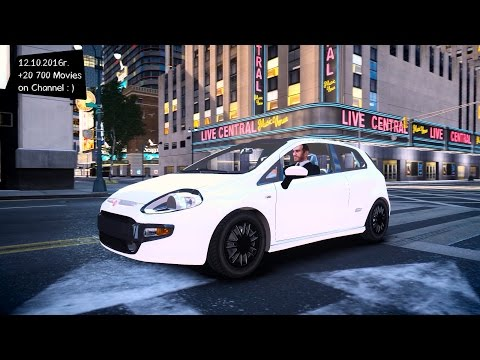 Fiat Punto Evo Sport 2010 - THE PRESENTATION 1440p | GTA MOD