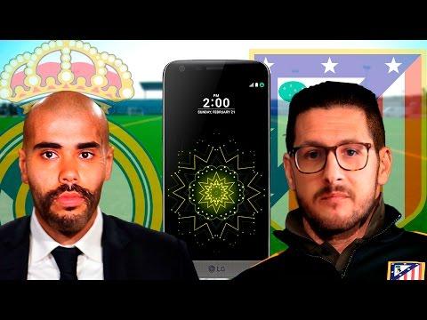 Enfrentados por el LG G5