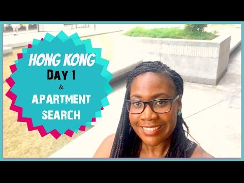 Hong Kong: Day 1 - Apartment Search