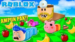 Download PAK UNAT TOP GLOBAL CACING RAKSAKSA!! PANDU GAMING DI MAKAN PAK UNAT CACING!! ROBLOX WORM SIMULATOR