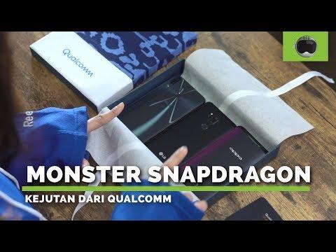 Dapet Kejutan dari Qualcomm (3 MONSTER SNAPDRAGON)