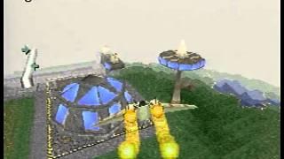 Star Fighter Sega Saturn Intro + Gameplay