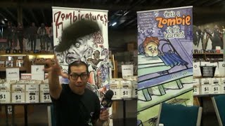 Groovey.TV Stan Yan Interview at Mile High Comics