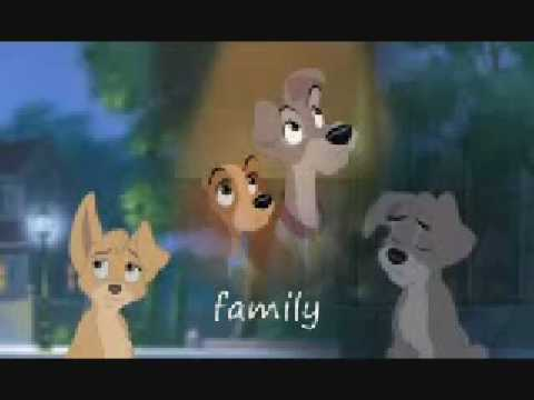 Always There Lyrics from Lady and the Tramp 2 | Disney ...