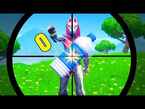Top 10 LUCKIEST Fortnite Moments OF ALL TIME!