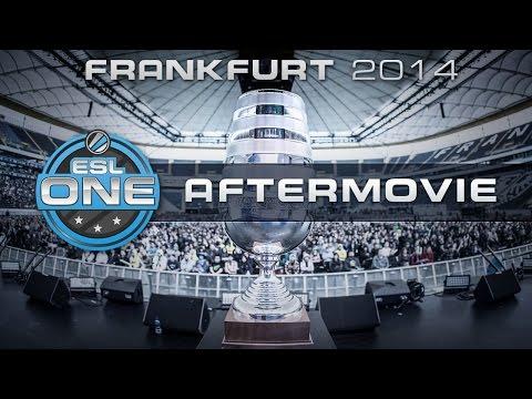 ESL One Frankfurt 2014 | Official Aftermovie
