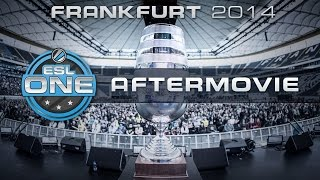 ESL One Frankfurt 2014 | Official aftermovie