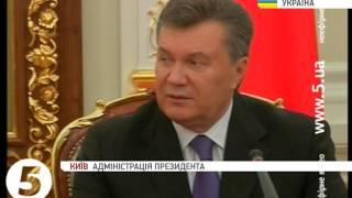 Президент Чехії з Януковичем говорили про Тимошенко