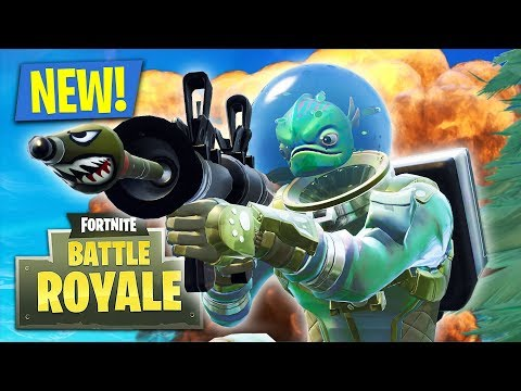 NEW UPDATE!! *LEGENDARY LEVIATHAN FISHMAN* // 14,600+ KILLS // 783+ WINS (Fortnite Battle Royale)