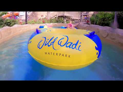 Wild Wadi Waterpark Dubai   short Moodfilm for Facebook