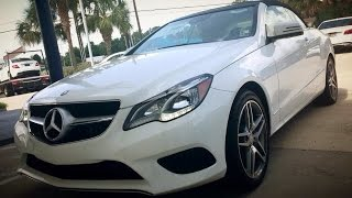 Mercedes-Benz E-Class Cabriolet 2014 Videos