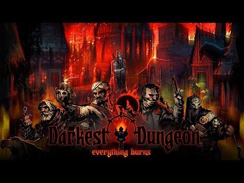 БОЛЬНО... КАК ЖЕ БОЛЬНО... | Darkest Dungeon: Everything Burns