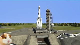 Kerbal Space Program 2 Gameplay | First Leaked Pre Alpha Footage On Youtube