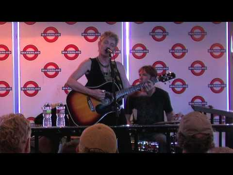 """Eliza Gilkyson """"Looking For A Place"""" live at Waterloo Records in Austin, TX"""