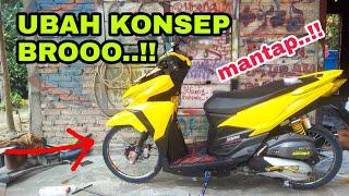VARIO 150 THAILOOK UBAH KONSEP // MODIF VARIO #modif_sultan