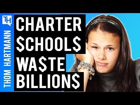 betsy-devos'-charter-school-scam-already-wasted-a-billion-dollars!