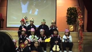 2013-2014 軒尼詩道官立小學下午校1R表演