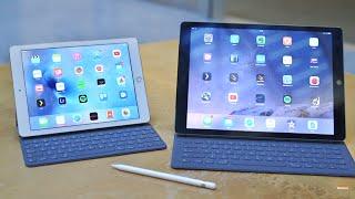 iPad Pro 9.7 vs iPad Pro 12.9 - Which Should You Buy?