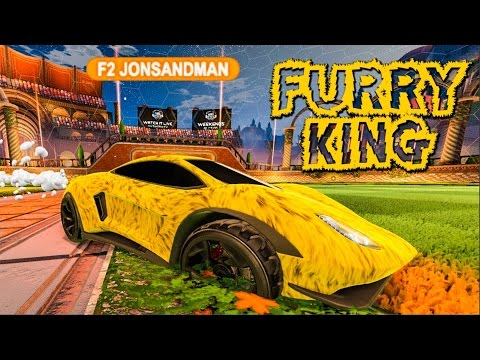 I WILL BE THE ROCKET LEAGUE FURRY KING!