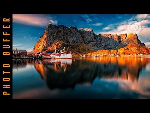 AMAZING NORWEGIAN ISLAND