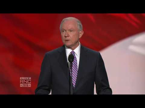 The Honorable Jeff Sessions | 2016 Republican National Convention Live