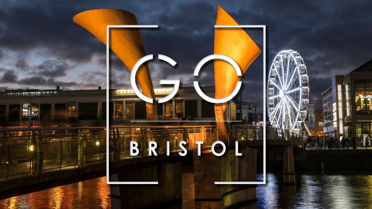 Go-Bristol: A time-lapse video of the City of Bristol - Go-pixL