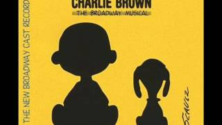 08 The Book Report (You're a Good Man, Charlie Brown 1999 Broadway Revival)