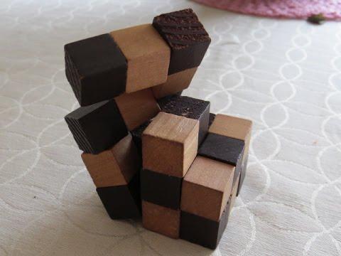 Tutorial como armar cubo de madera youtube - Cubos de madera ...