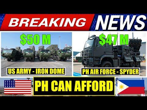 IRON DOME US CONGRESS ANG PUMILI PARA SA US ARMY | PILIPINAS KAYANG BILHIN ANG IRON DOME ALAMIN -  (2020)